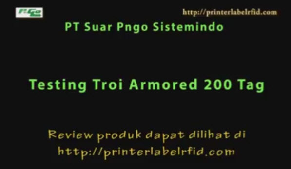 Testing TROI Armored 200c video